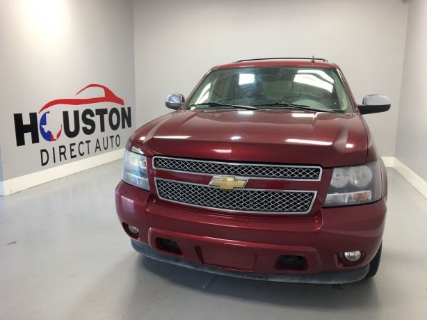 Used 2010 Chevrolet Tahoe for sale in Houston TX.  We Finance!