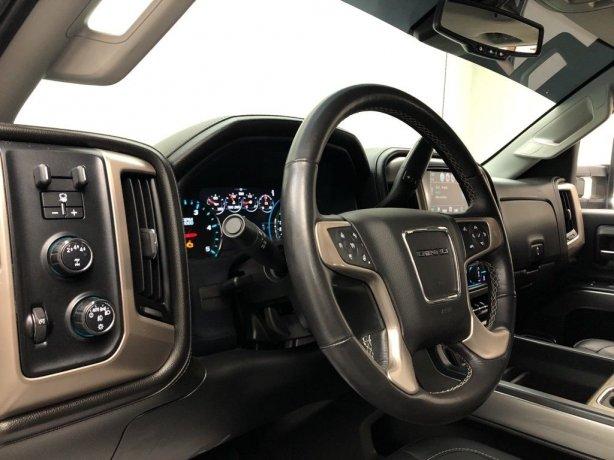 2018 GMC Sierra 2500HD for sale Houston TX