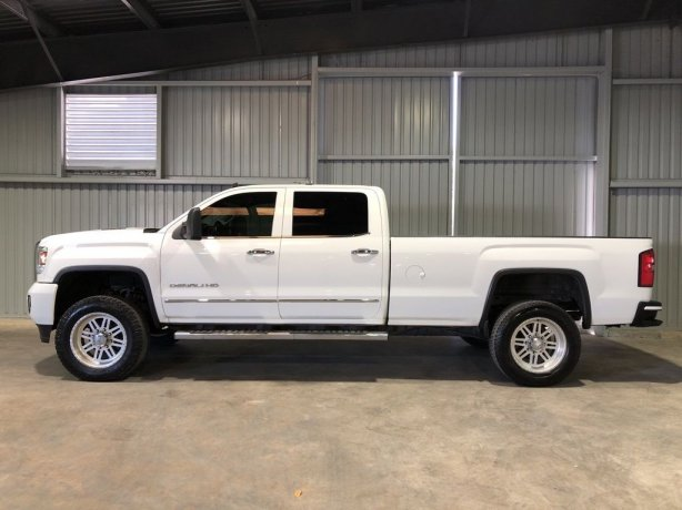 2015 GMC Sierra 3500HD for sale