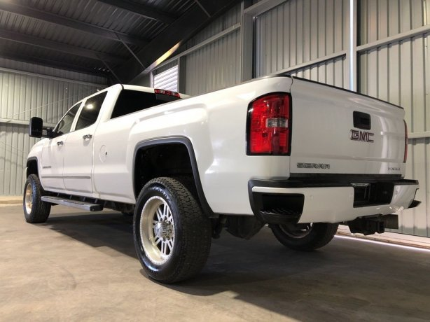used GMC Sierra 3500HD for sale near me