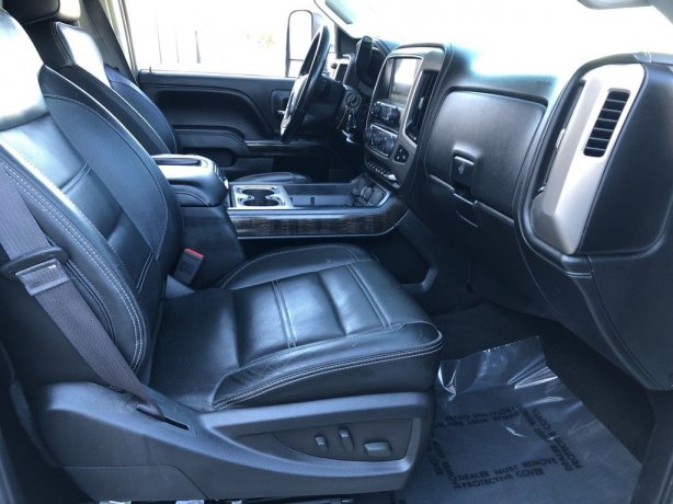 cheap used 2015 GMC Sierra 3500HD for sale