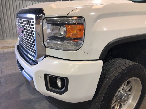 used GMC Sierra 3500HD