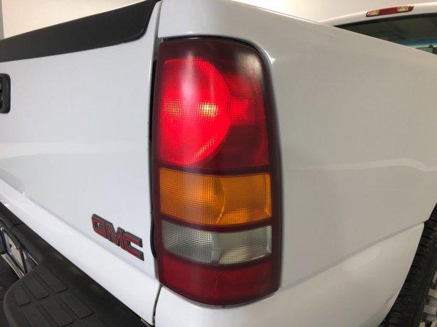 2002 GMC Sierra-1500 Standard