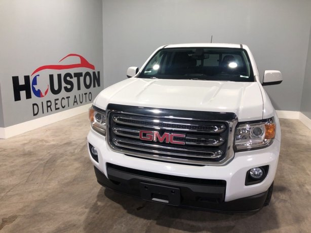 Used 2016 GMC Canyon for sale in Houston TX.  We Finance!