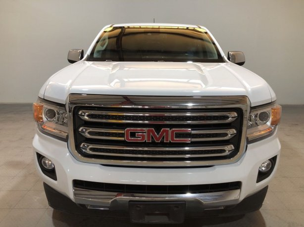 Used GMC Canyon for sale in Houston TX.  We Finance!