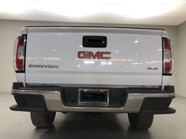 2017 GMC Canyon for sale