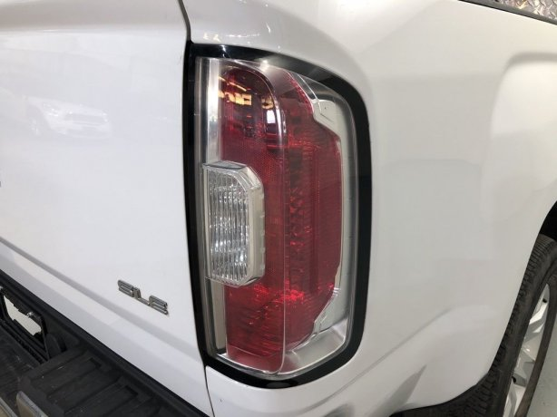 used GMC Canyon for sale near me