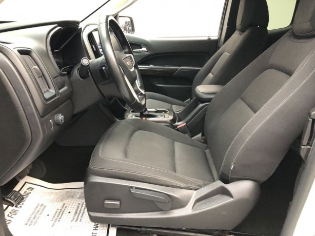 used 2017 GMC Canyon for sale Houston TX