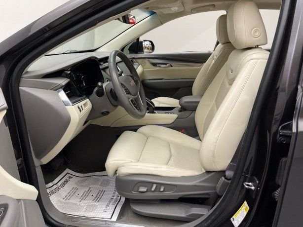 used 2017 Cadillac XT5 for sale Houston TX