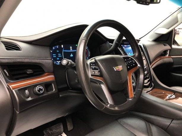 used 2016 Cadillac Escalade for sale Houston TX