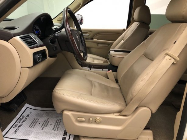 used 2012 Cadillac Escalade for sale Houston TX