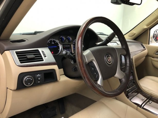 2012 Cadillac Escalade for sale Houston TX