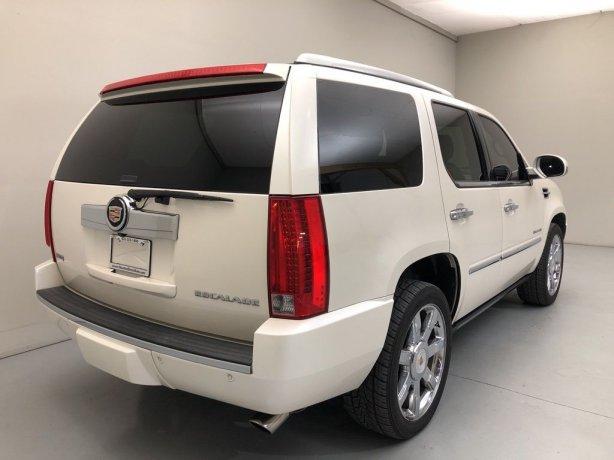 used Cadillac Escalade