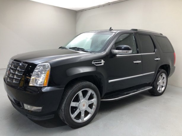 Used 2013 Cadillac Escalade for sale in Houston TX.  We Finance!