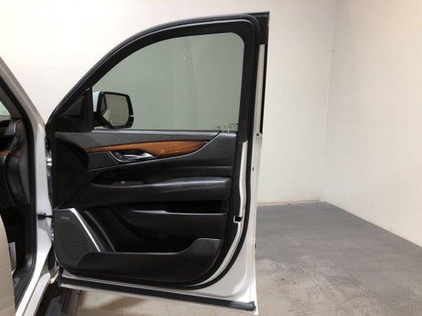 used 2018 Cadillac Escalade for sale near me