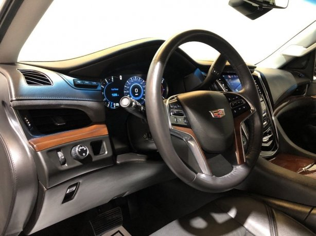 used 2018 Cadillac Escalade for sale Houston TX
