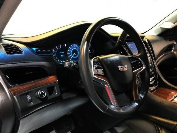 used 2016 Cadillac Escalade ESV for sale Houston TX