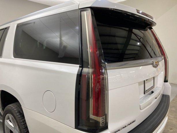 used 2016 Cadillac Escalade ESV for sale
