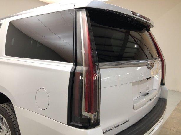 used 2017 Cadillac Escalade ESV for sale
