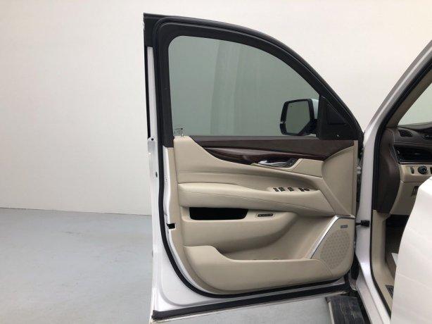 used 2017 Cadillac Escalade ESV