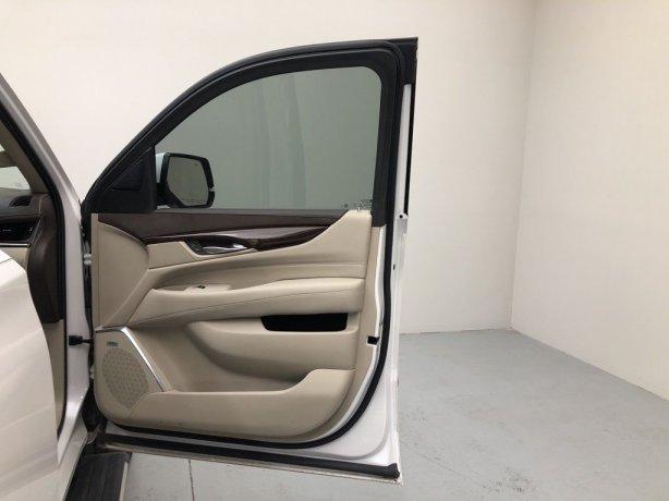 used 2017 Cadillac Escalade ESV for sale near me