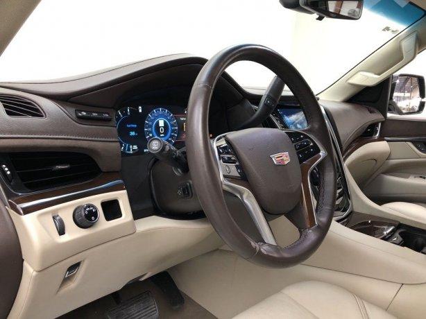 2017 Cadillac Escalade ESV for sale Houston TX