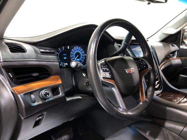 used 2017 Cadillac Escalade ESV for sale Houston TX