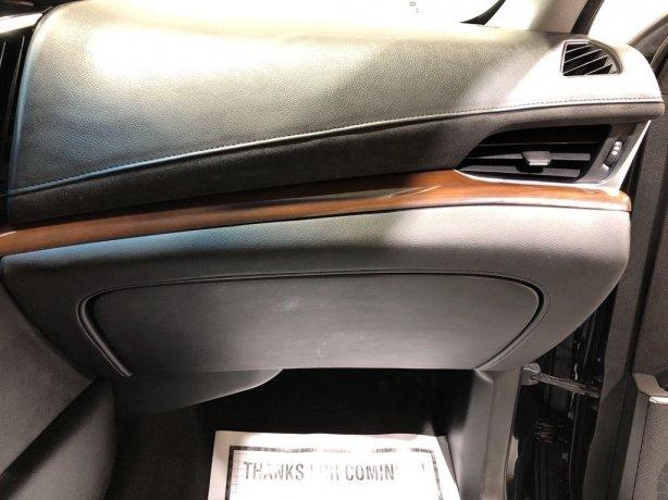 cheap used 2017 Cadillac Escalade ESV for sale