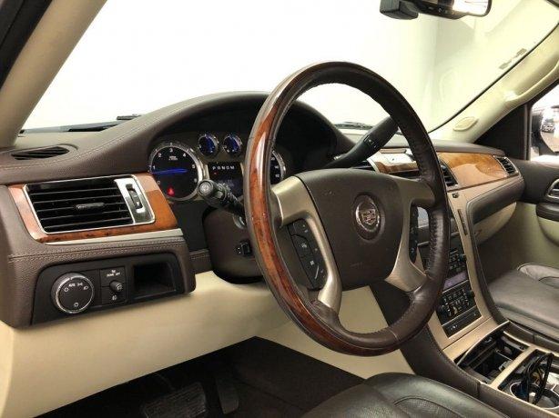 2011 Cadillac Escalade ESV for sale Houston TX
