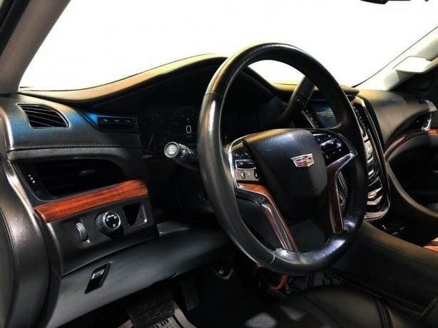 used 2015 Cadillac Escalade for sale Houston TX
