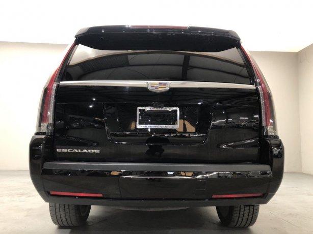 2018 Cadillac Escalade for sale