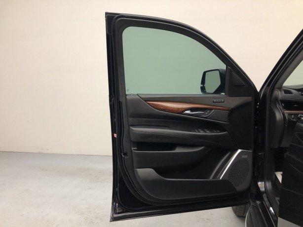 used 2018 Cadillac Escalade