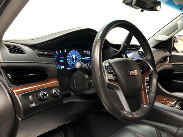 2018 Cadillac Escalade for sale Houston TX