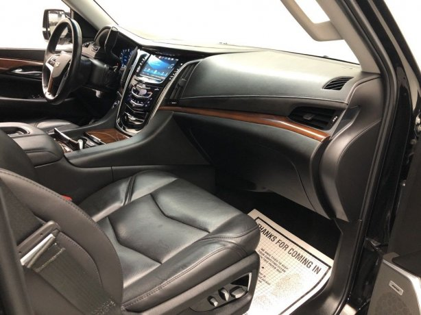cheap used 2018 Cadillac Escalade for sale