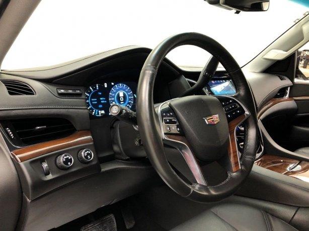 2017 Cadillac Escalade for sale Houston TX