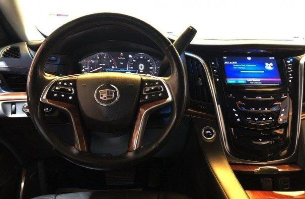 used 2015 Cadillac Escalade ESV for sale near me
