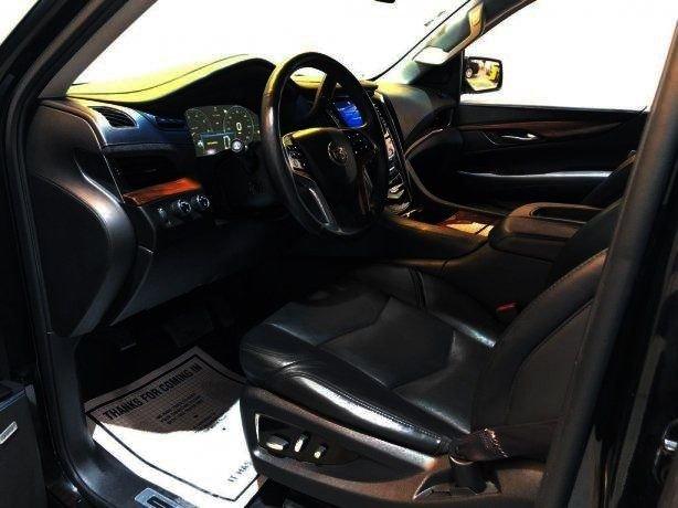2015 Cadillac Escalade ESV for sale Houston TX