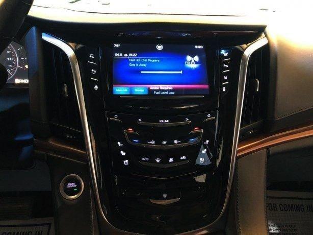 good used Cadillac Escalade ESV for sale