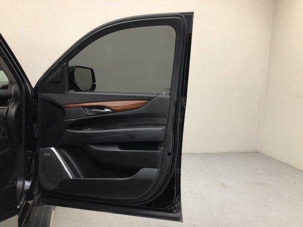 used 2015 Cadillac Escalade for sale near me