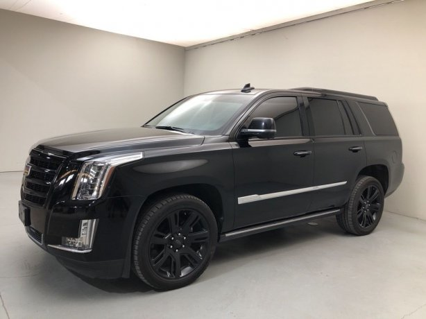 Used 2015 Cadillac Escalade for sale in Houston TX.  We Finance!