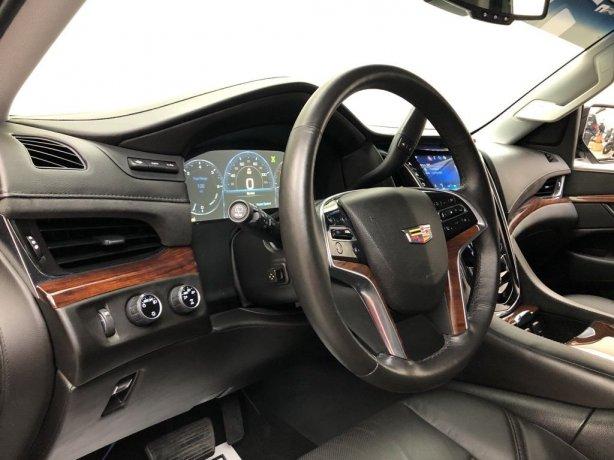 2015 Cadillac Escalade for sale Houston TX