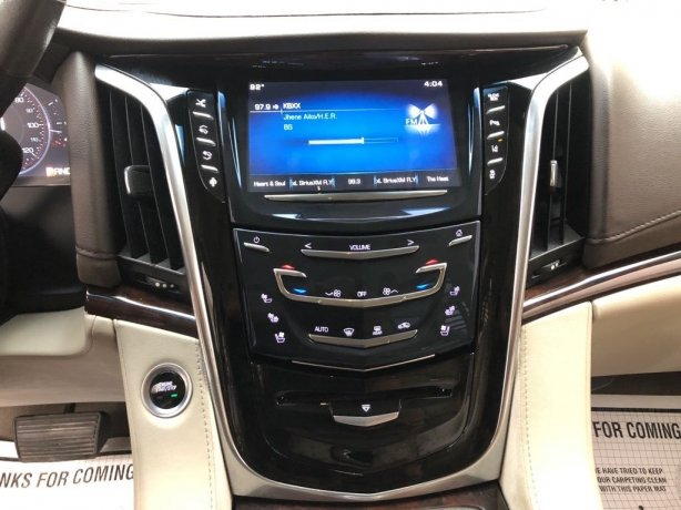 good used Cadillac Escalade for sale