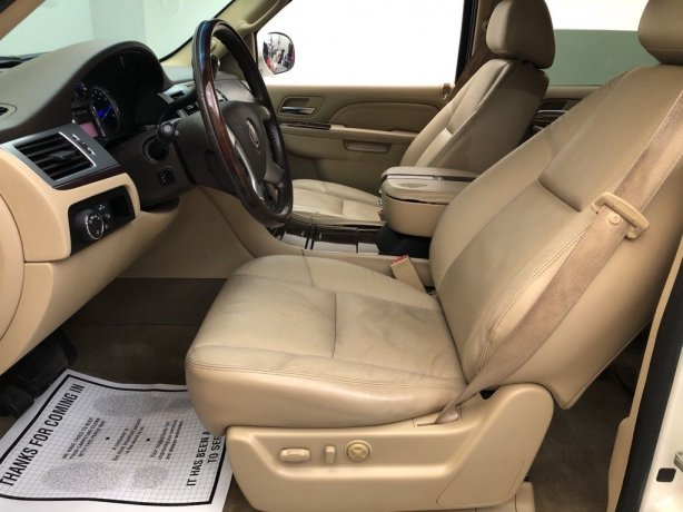 used 2010 Cadillac Escalade for sale Houston TX