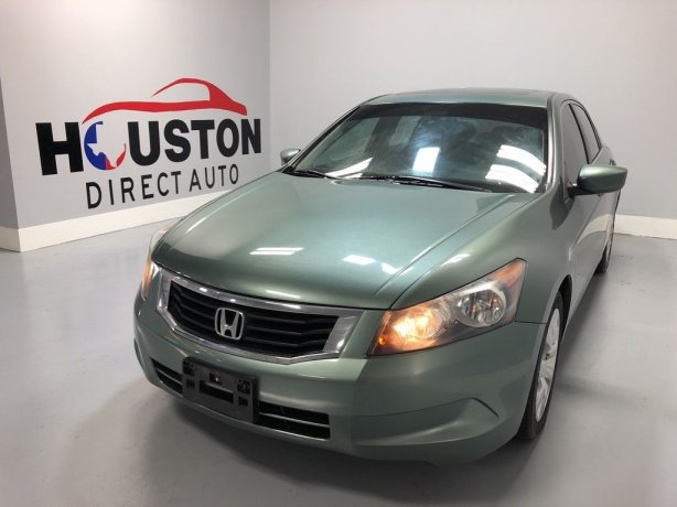 Used 2010 Honda Accord for sale in Houston TX.  We Finance!