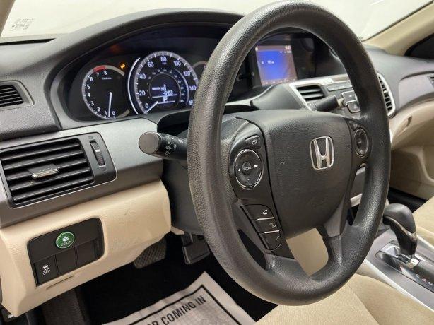 2013 Honda Accord for sale Houston TX