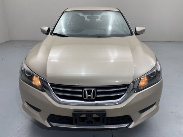 Used Honda Accord for sale in Houston TX.  We Finance!