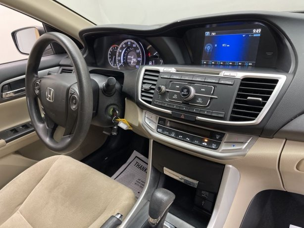 cheap used 2013 Honda Accord for sale