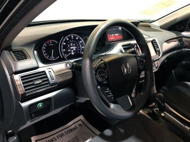 2016 Honda Accord for sale Houston TX