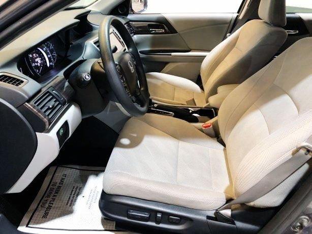 used 2017 Honda Accord for sale Houston TX