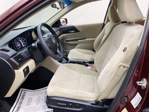 used 2013 Honda Accord for sale Houston TX
